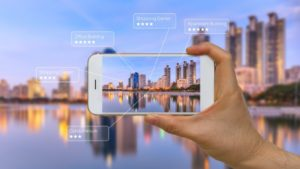 Augmented Reality is known as a superimposition of automated pictures or existing environs to ma ...