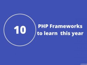 10 PHP frameworks to learn in 2018 – Online Interview Questions 10 PHP Best frameworks to  ...