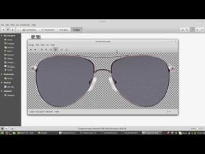 Real time glasses on face with python opencv – YouTube
