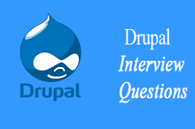 Drupal Interview Questions and Answers For Experienced