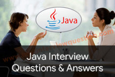 Full Stack Interview Questions and Answers For Experienced