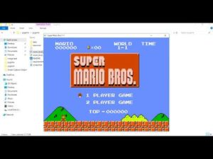 super mario bros with python and pygame – YouTube