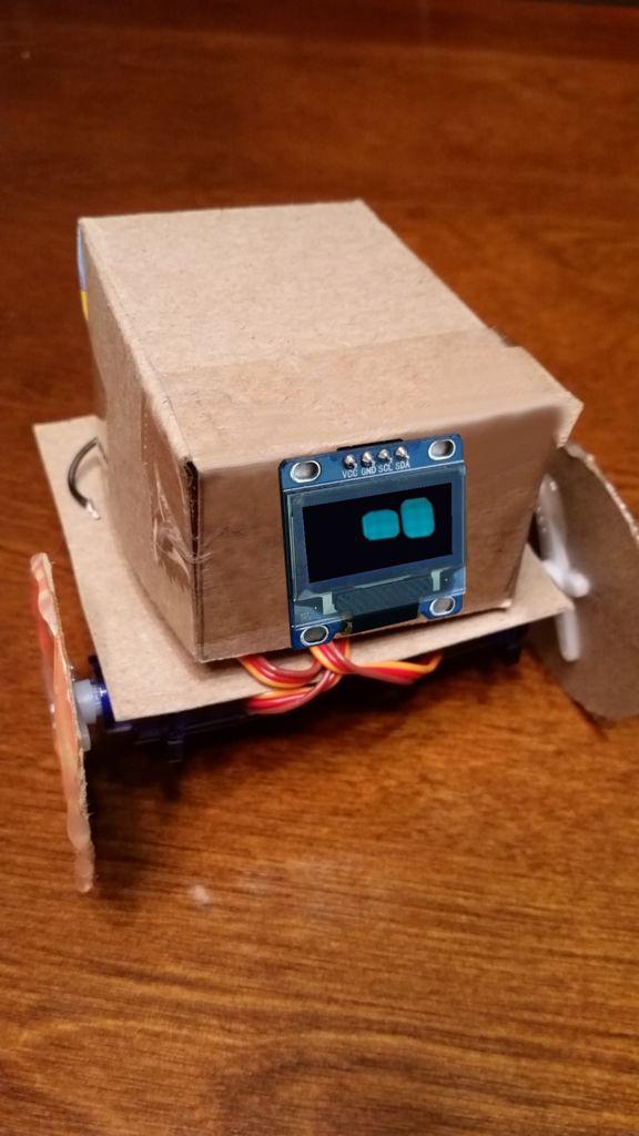 DIY Cozmo Robot Expressions: 3 Steps