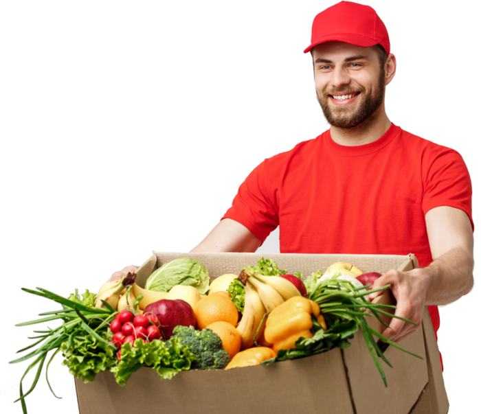 Peapod grocery delivery app clone