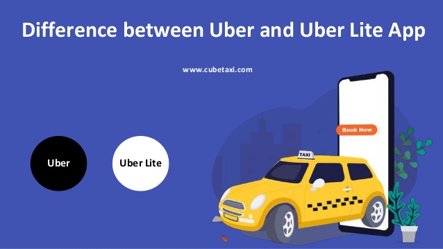 Difference between Uber and Uber Lite App  Find out the difference between uber and uber lite ap ...