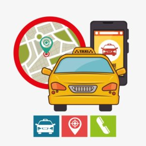 taxi hailing experience : E-hailing solution South Africa