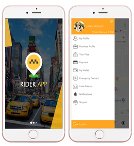 development of Uber taxi clone