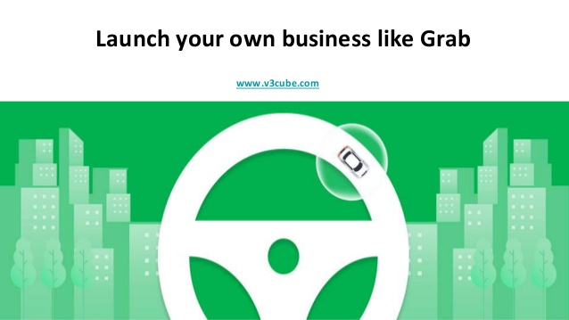 Launch your own business like Grab