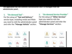 Manage Services & Categories in Cubejek Apps like Gojek  See how you can manage different Ca ...