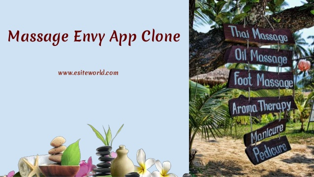 Massage Envy App Clone