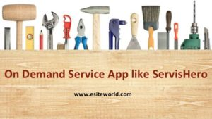 On Demand Service App like ServisHero