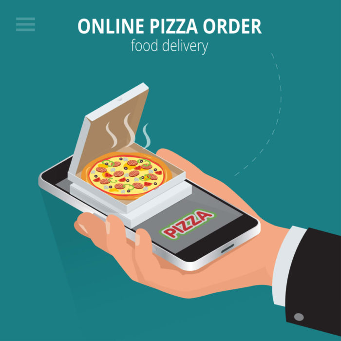 Online Pizza Delivery App