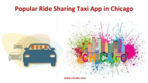 Popular Ride Sharing Taxi App in Chicago