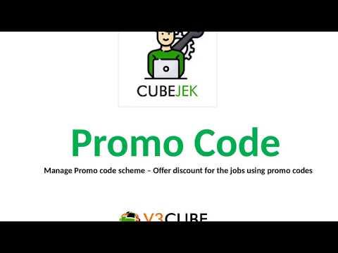 Promo Code Feature in Gojek Clone Script