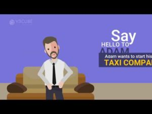 Taxi App Launching Process