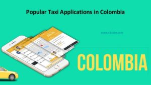 Taxi Application in Colombia