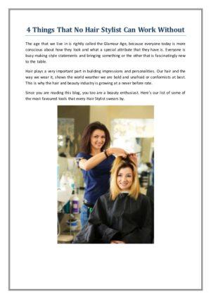 hair care on demand app