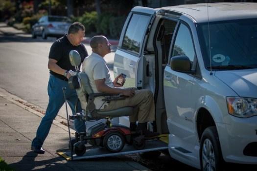We care for our physically challenged friends: UberWAV clone app  Importance of UberWAV clone ap ...