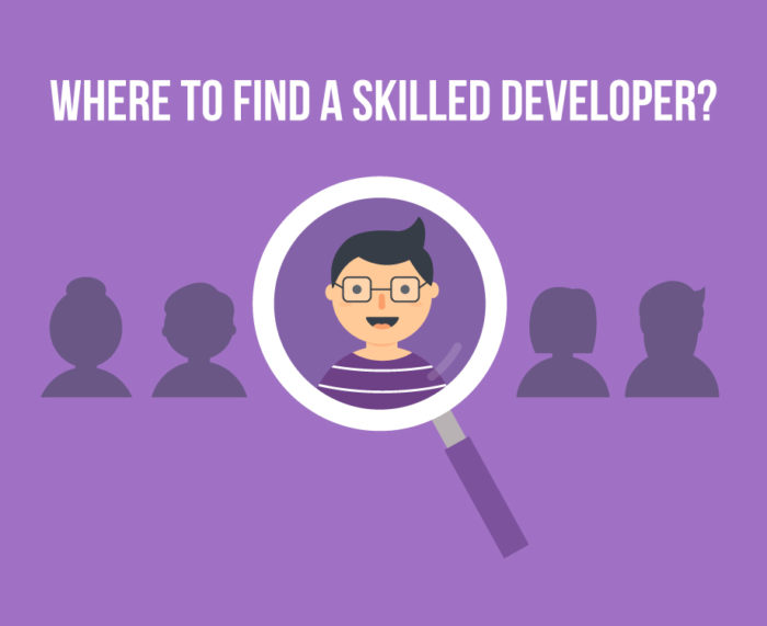 Where to find the best app developers?