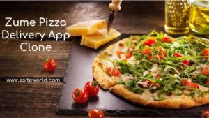 Zume pizza delivery app clone