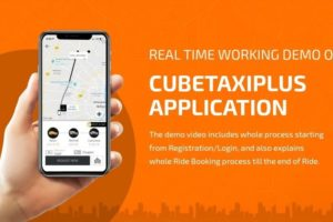 Boom the taxi industry with Uber script