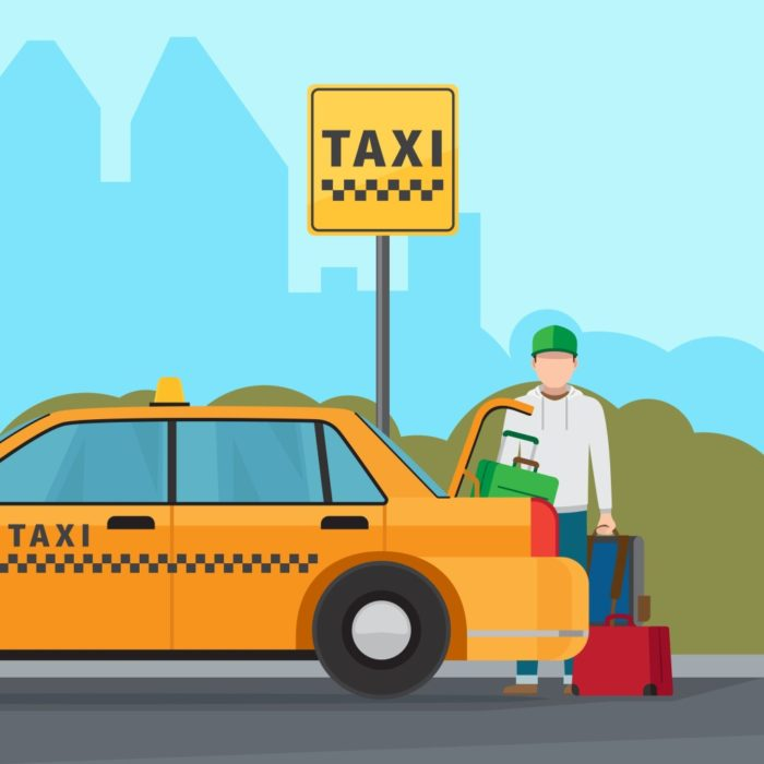 Enjoy the comfortable rides with few simple clicks: 13cabs app clone  Importance of 13cabs app c ...