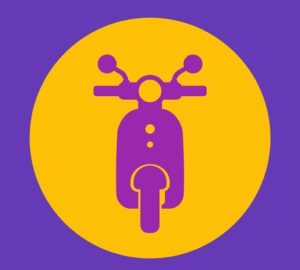 Enjoy unlimited outings with bike sharing app