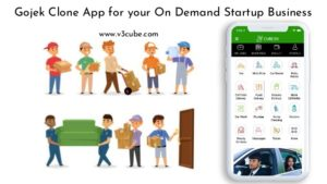 Gojek Clone App for your On Demand Startup Business  Want to develop your own business like goje ...