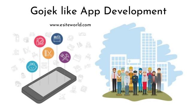 Gojek like App Development