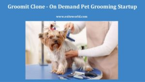 Groomit Clone – On Demand Pet Grooming Startup