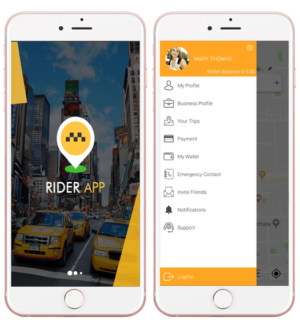 Help your customers to enjoy safe ride with Uber clone taxi app