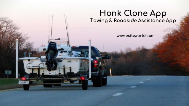 Honk Clone App: Towing & Roadside Assistance Business Solution  Get on demand honk clone app ...
