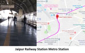 Jaipur Railway Station Metro Station Jaipur – Routemaps.info https://routemaps.info/statio ...