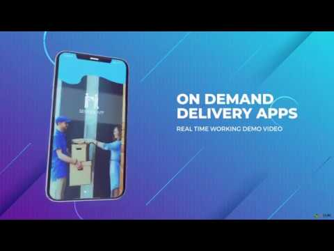 On Demand Delivery App like Uber Apr 2019