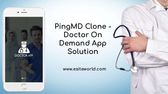 PingMD Clone – Doctor On Demand App Solution