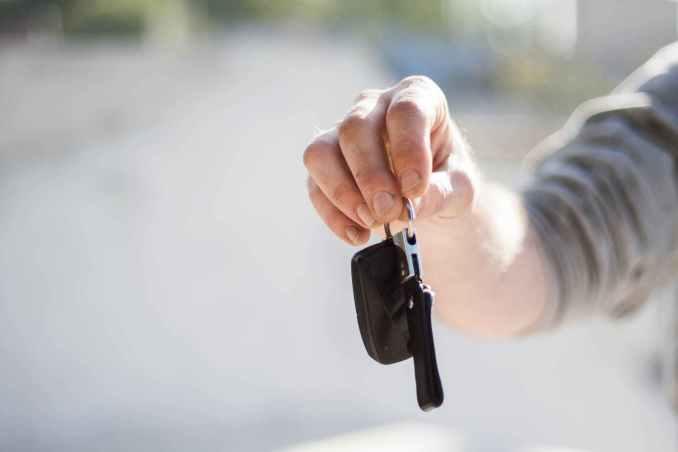 Recreating car renting with Turo app clone