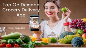 Top On Demand Grocery Delivery App