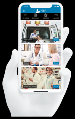 V3Cube Introduces Medical All in One App