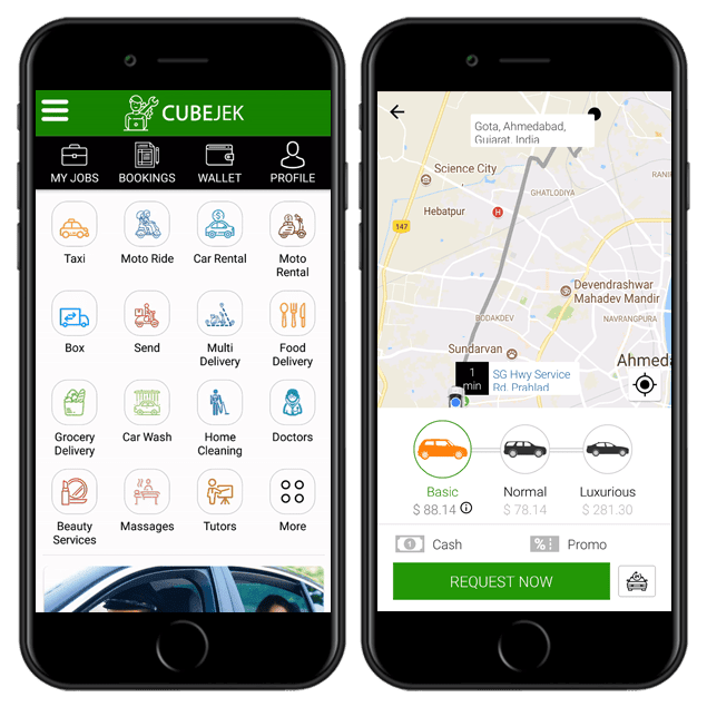We understand your requirements: Gojek clone – gojek clone gojek app clone  With this blog ...