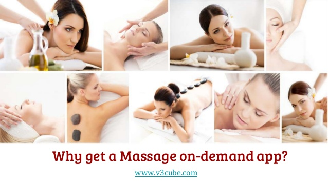 Why get a massage on demand app  Let's explore the benefits, features, and services includ ...