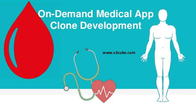On demand medical app clone development