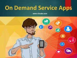 On Demand Service App