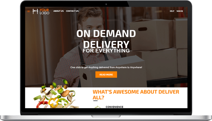 Peapod Clone Grocery Delivery App for Your Grocery Business