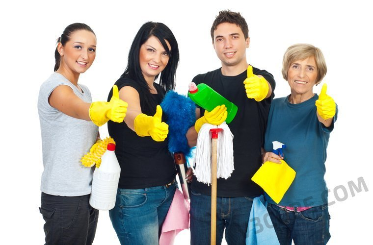 Sendhelper app clone House cleaning service solution Singapore