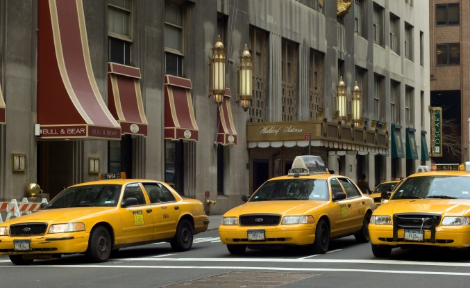The perfect Taxi of the modern era: Beck taxi app clone
