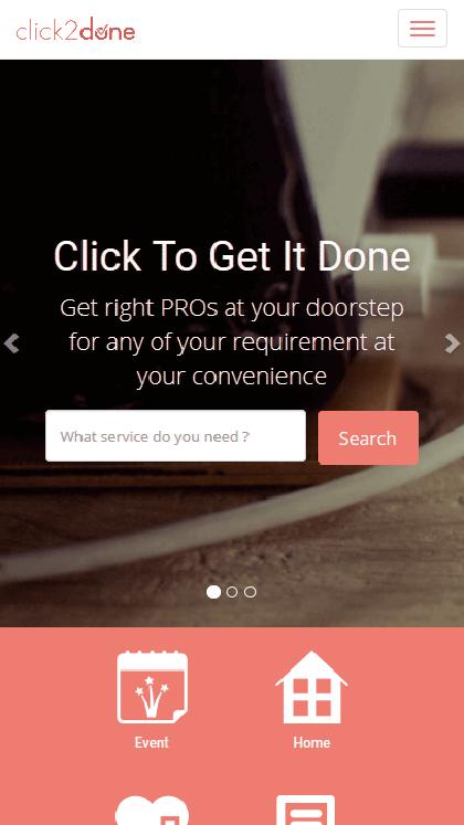 Thumbtack Clone | Thumbtack Clone Script