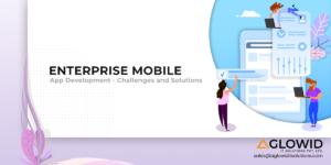 Top 6 key Challenges & Solutions of Enterprise App Development