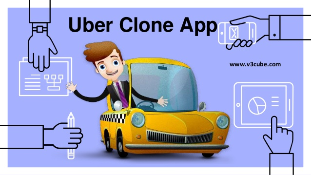 Uber Clone App – Start your Ride-Hailing Business Online