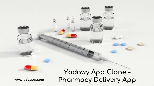 Yodawy Clone Pharmacy Delivery App