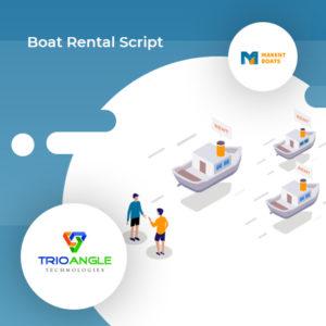 Makent Boats – Boat Rental Software
